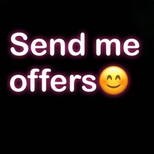 Bundle and or send me offers!